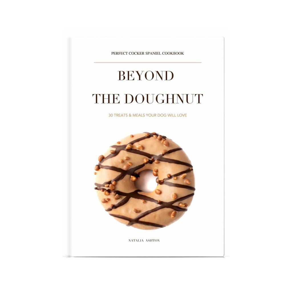 """Beyond The Doughnut"" Paperback, Full Colour Edition - by Natalia Ashton"