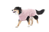 "Lill's Dog Drying Coat ""Pink Berry"" - Puppylicious Boutique Dog Bandanas"