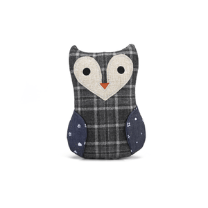 Ully Owl Toy Designed by Lotte - Puppylicious Boutique Dog Bandanas