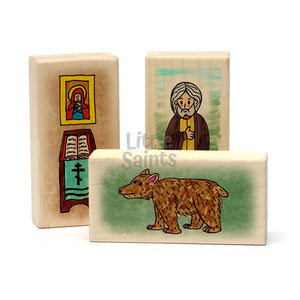 Saint Seraphim Playset