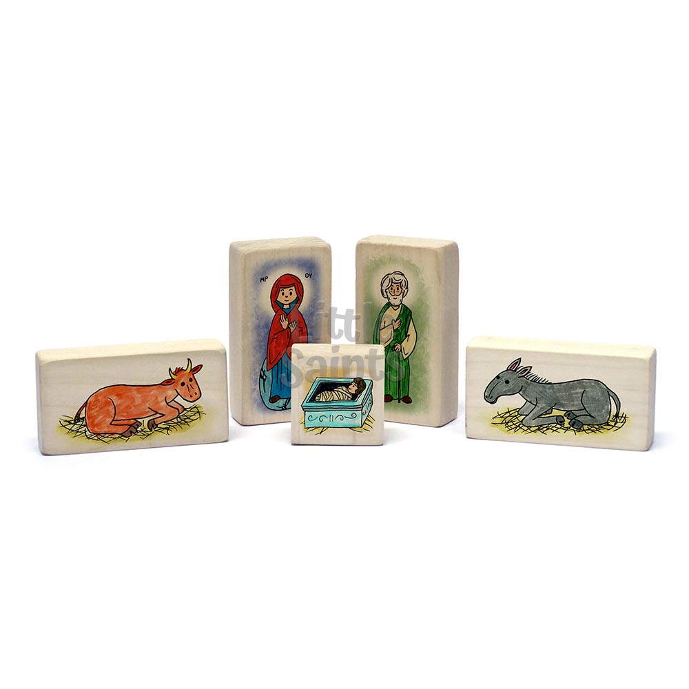 Nativity of Christ Playset A