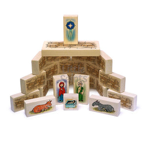Nativity of Christ Playset C