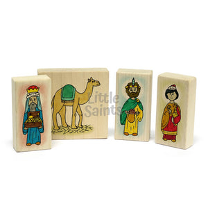 Magi and Shepherds Playset