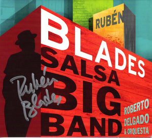"Rubén Blades with Roberto Delgado & Orquesta - ""Salsa Big Band"" 