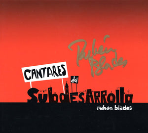 "Rubén Blades - ""Cantares del Subdesarrollo"" 