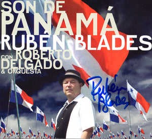 "Rubén Blades with Roberto Delgado & Orquesta - ""Son de Panamá"" 