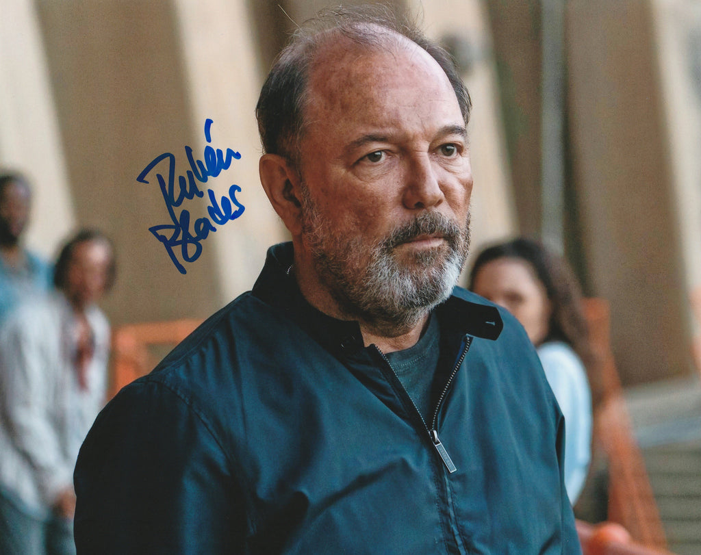 "Rubén Blades ""Fear The Walking Dead"" #2 Photo AUTOGRAPHED"