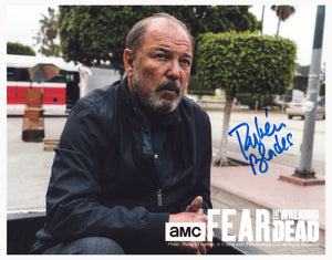 "Rubén Blades ""Fear The Walking Dead"" Promo Photo AUTOGRAPHED"