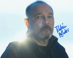 "Rubén Blades ""Fear The Walking Dead"" #1 Photo AUTOGRAPHED"