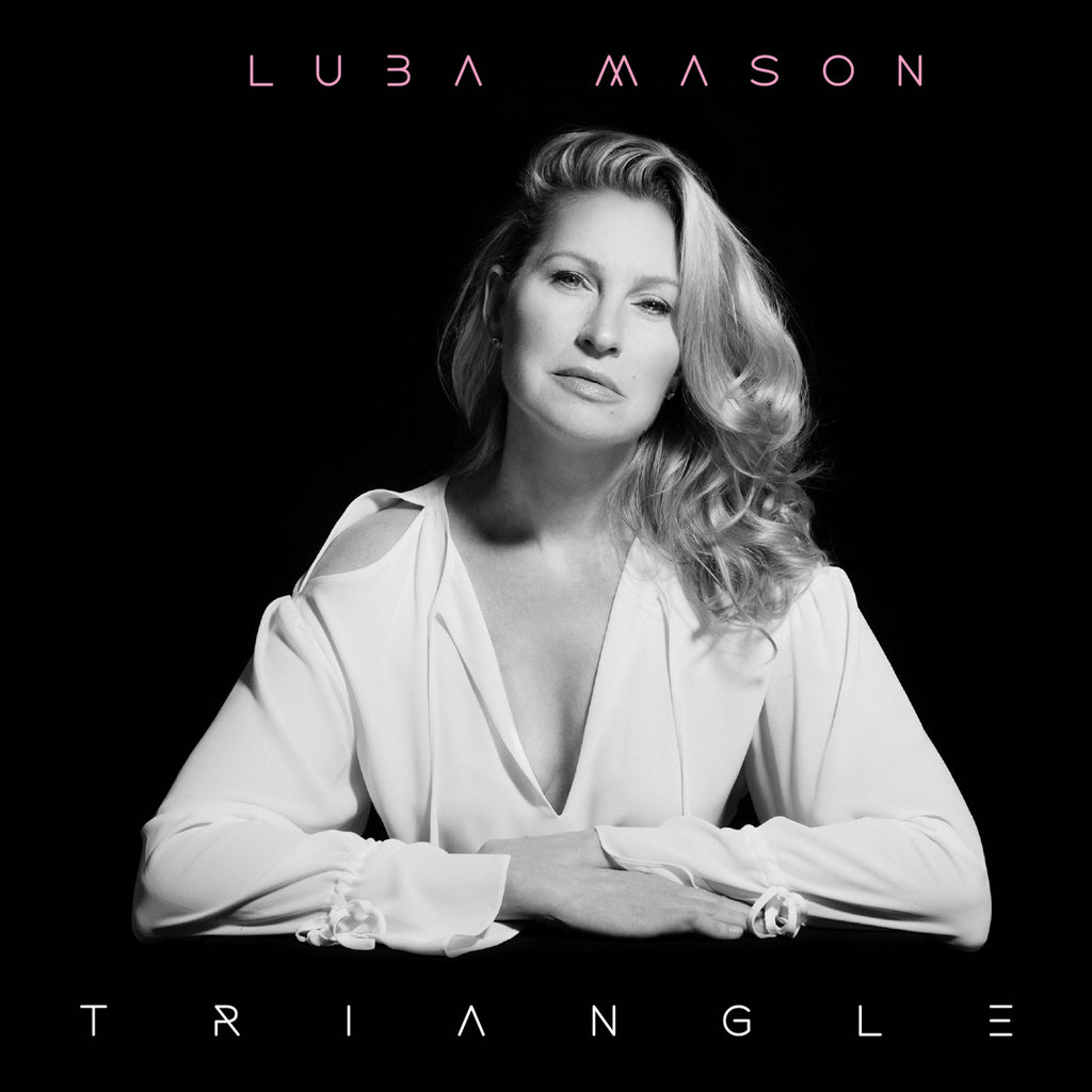"Luba Mason ""Triangle"" CD"