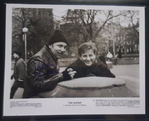 "Rubén Blades ""The Super"" Photo AUTOGRAPHED"