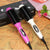 Hair Straightener Curler Brush