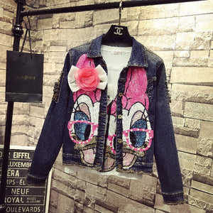 Short Denim Jacket