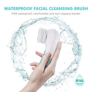 Facial Brush Deep Cleansing Set