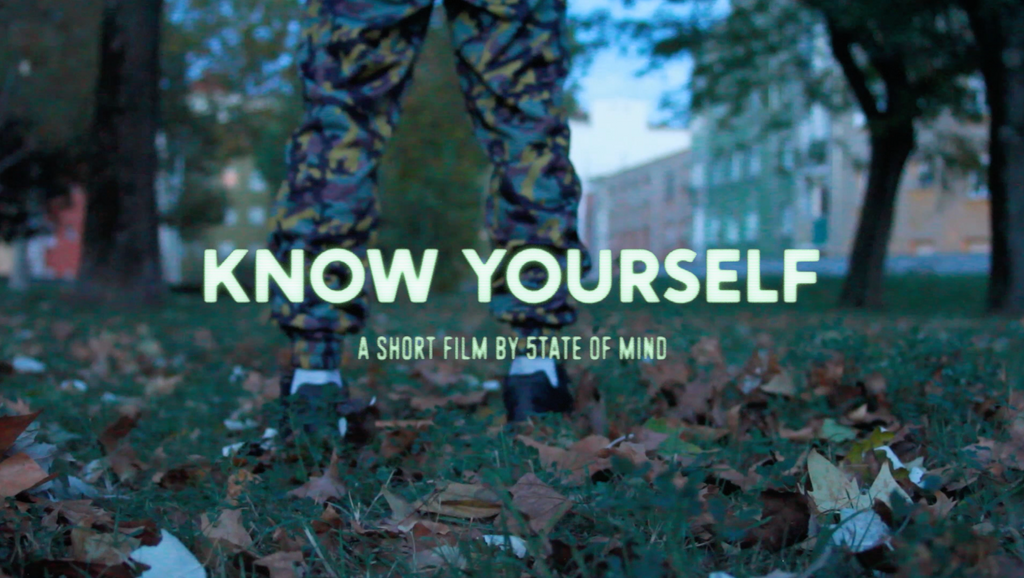 "5tate of Mind presenta ""KNOW YOURSELF"" short film"