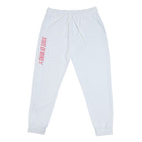 """BOX LOGO"" joggers white/p"