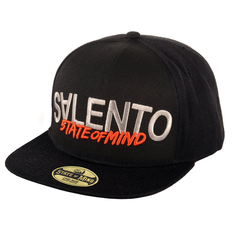 """Salento 25th SSS anniversary"" <br /> snapback black"