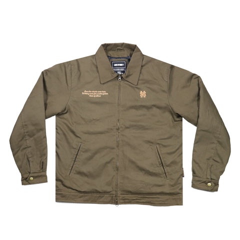 """5OM WORKER"" worker short jacket"
