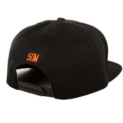 """25th SSS anniversary"" <br /> snapback black"