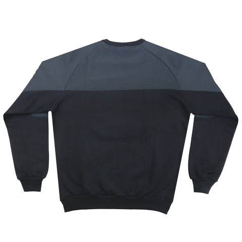 """RETROFUTURE"" Tech Sweatshirt black"