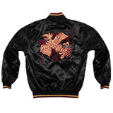 """5OM X GUE' X ZEN""  light bomber jacket"