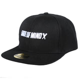 """5TATE OF MIND""  black snapback"