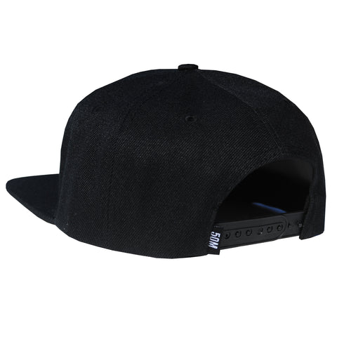 """HIGH SCHOOL""  snapback black"