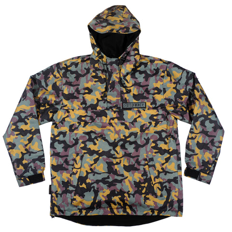 """5OM ARMY"" anorak jacket"