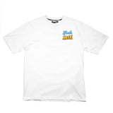 """RETROFUTURE"" sherpa zip jacket black fluo"