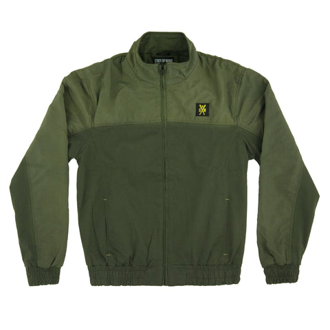 """RETROFUTURE"" Track jacket cargo olive"