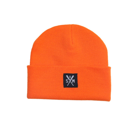 """RETROFUTURE"" beanie orange"
