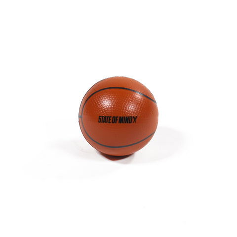 """BOX LOGO"" basket stress ball"