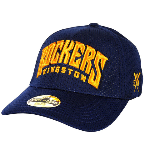 """ROCKERS"" <br /> curved visor hat"