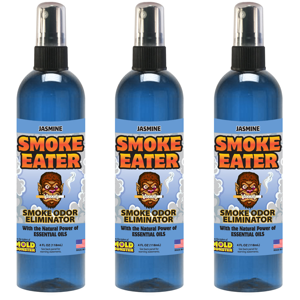 Smoke Eater - Jasmine, 4 oz. (3 Pack)