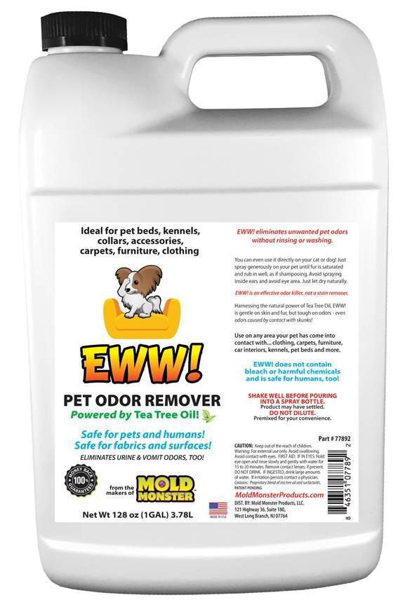 EWW! Pet Odor Eliminator Gallon