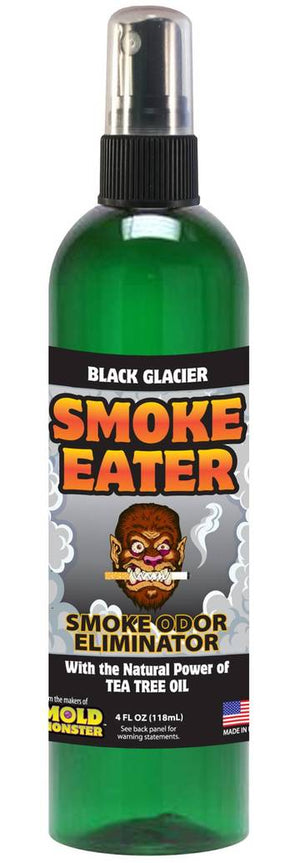 Smoke Eater - Black Glacier, 4 oz.