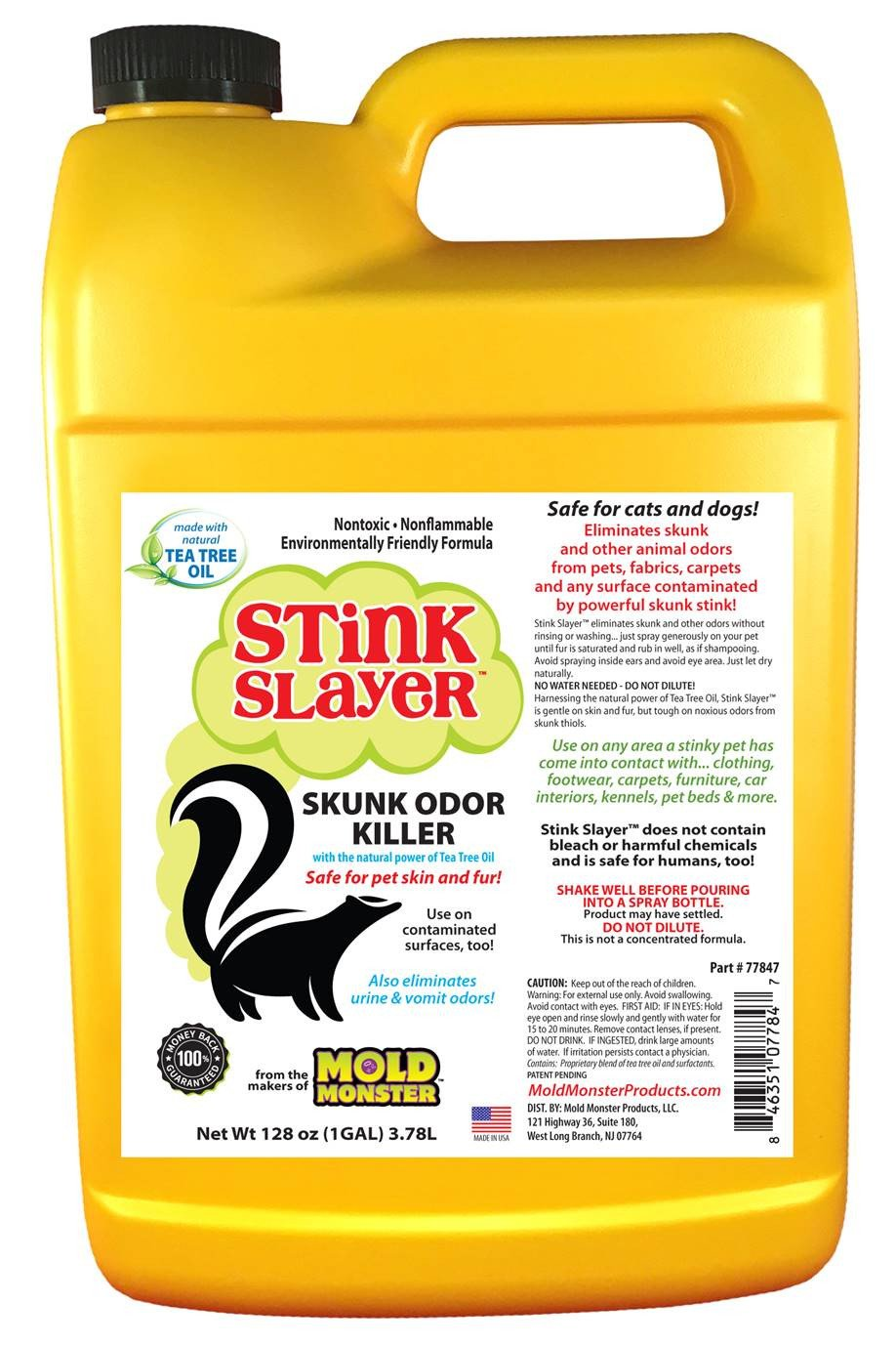 Stink Slayer Gallon
