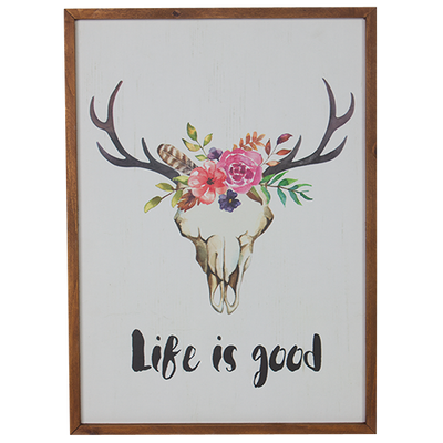 Life is Good-  Wall Art