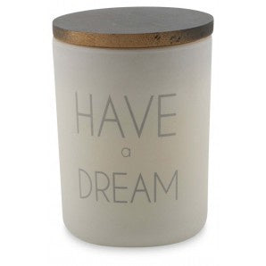 Have a dream Candle