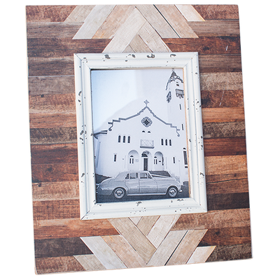Parquetry Photo frame 4x6