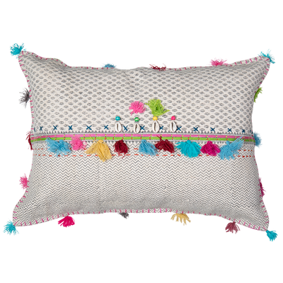 Embellished Cushion- Izola long