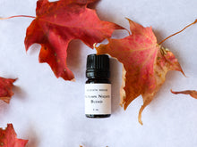 Load image into Gallery viewer, Diffuser Blend - Autumn Nights Diffuser Blend - Fall Essential Oil Blend - Fall Aromatherapy Blend - Autumn Diffuser Blend