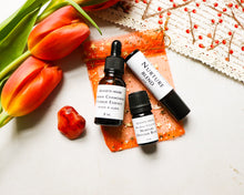Load image into Gallery viewer, WellSoul Collection - Limited Edition November Nurture Diffuser Set - German Chamomile Flower Essence - Carnelian Gem Stone - Aromatherapy Roller Bottle - Aromatherapy Diffuser Blend