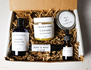 Subscription Box - Monthly Subscription Box - Monthly Surprise Subscription Box - Monthly Herbal Products Box - Community Supported Herbalism - Botanical Products Subscription