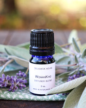 Load image into Gallery viewer, Aromatherapy Blend -PMS Care Aromatherapy Blend / Period Care Diffuser Blend / Women's PMS Essential Oil Blend / Natural PMS Relief / Calming Aromatherapy
