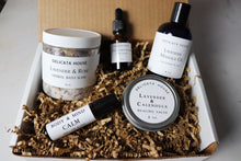 Load image into Gallery viewer, Subscription Box - Monthly Subscription Box - Monthly Surprise Subscription Box - Monthly Herbal Products Box - Community Supported Herbalism - Botanical Products Subscription