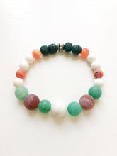 Load image into Gallery viewer, Agate Aromatherapy Diffuser Bracelet
