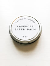 Load image into Gallery viewer, Balm - Lavender Aromatherapy Sleep Balm - Lavender Balm for Sleep