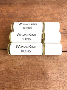 Roller Bottle - PMS Relief Aromatherapy Roller Bottle - WomanKind Roller Bottle Blend