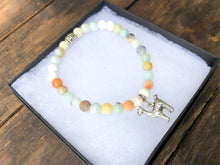 Load image into Gallery viewer, Alpaca Charm Aromatherapy Diffuser Bracelet